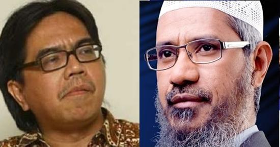 Ade Armando: Zakir Naik Bayar 10 Juta Pada Setiap Orang yang Masuk Islam di Ceramahnya