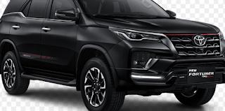 Mengulas Toyota All-new Fortuner 2.7 SRZ