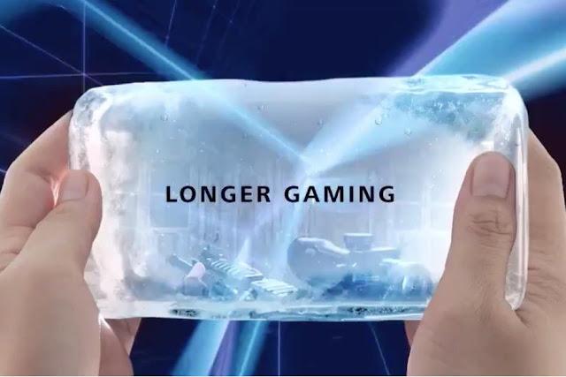 Huawei mate 20x smartphone gaming