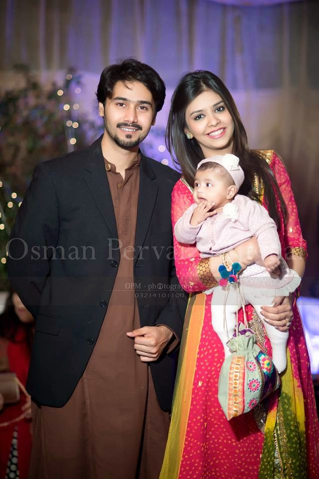 Asma Abbas Daughter Wedding Pictures – Unseen Album - B ...