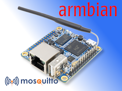 Configure Mosquitto™ MQTT broker on Armbian