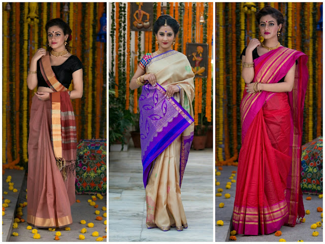 Saree Etiquette: Style tips to put you at ease with a saree!