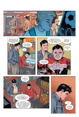 Aus dem Inhalt: DC-Comic | Nightwing - Besser als Batman - Rebirth | Panini-Verlag