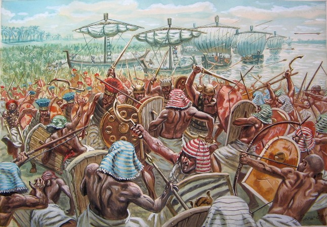 Sea Peoples - The Hidden Mysteries & Records of the Ancient Sea Peoples