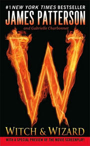 Witch & Wizard 1, James Patterson