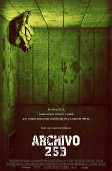 Archivo 253 (2015) DVDRip Latino