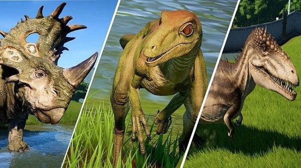 Jurassic World Evolution Improvements, New Features & Updates