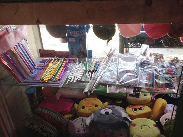 Lacion: Yarn Store in Rosario Pasig
