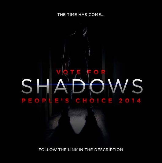 The Art of our Lives: SHADOWS - Time to Vote