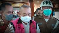 Katanya penuh, Alex Noerdin batal ditahan di Rutan KPK