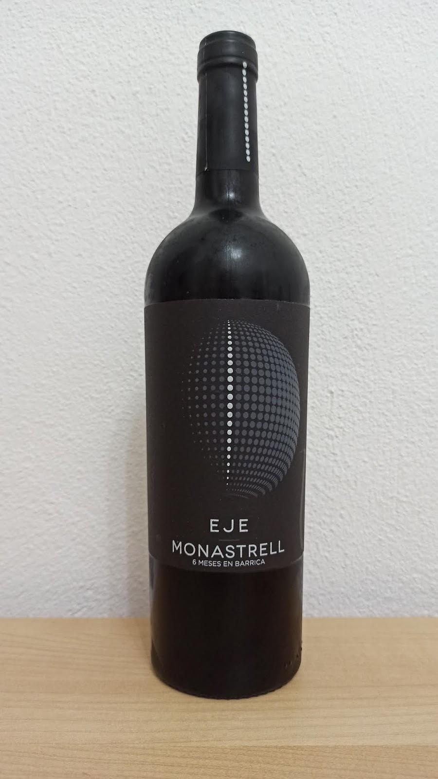 ¿Gusta tomar un vino? pasen y beban: Eje Monastrell, DO