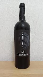 Eje Monastrell, DO Vinos Alicante, Vegano 2019