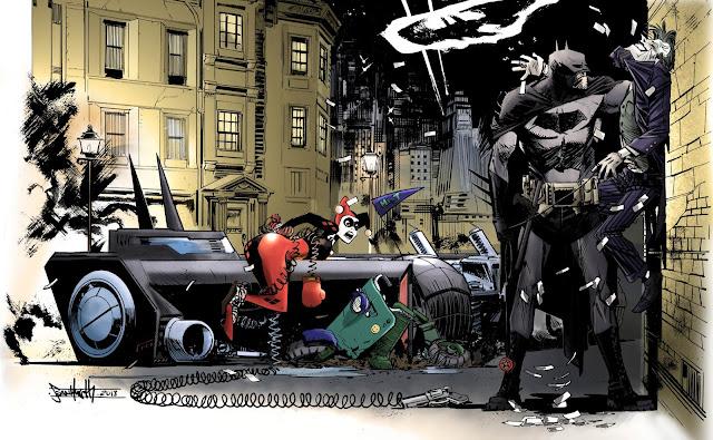 harley quinn batman