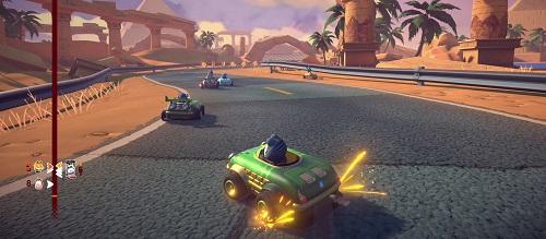 Garfield Kart Furious Racing Review