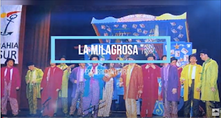 """🎏Popurri con LETRA 🎡Comparsa """"La Milagrosa"""" de Antonio Martínez Ares (2000)🎀"""