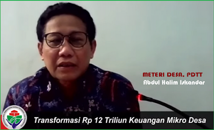 Transformasi Rp12 Triliun Keuangan Mikro Desa