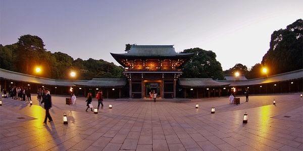Kuil Shinto Paling Indah Di Jepang