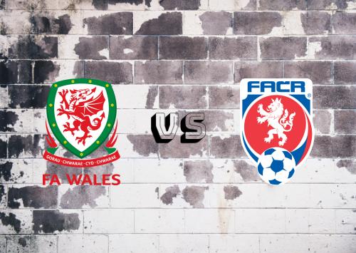Gales vs República Checa  Resumen