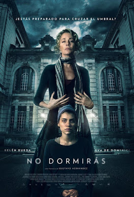 No Dormirás 2018 DVD R4 NTSC Latino