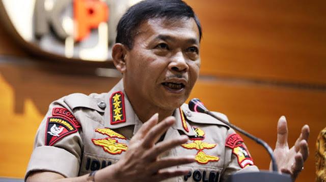 Kapolri Copot Brigjen Prasetijo terkait 'Surat Sakti' Djoko Tjandra