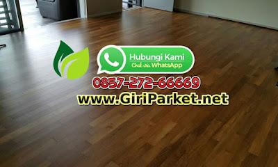 harga lantai kayu genuk semarang