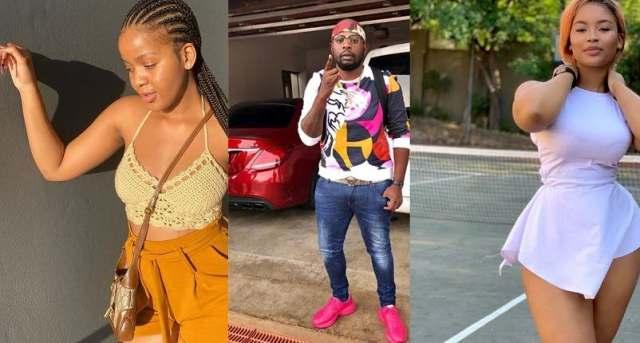 DJ Maphorisa sob ataque por namorar mulheres mais jovens