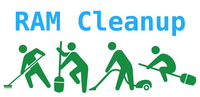 تنزيل RAM Cleanup  أفضل أداة معززة لنظام الاندرويد