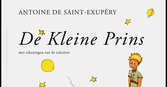 Annie Van Gansewinkel De Kleine Prins