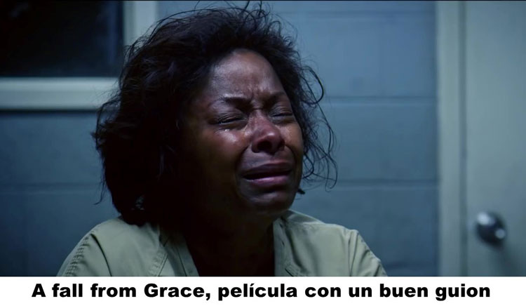 A fall from Grace, película