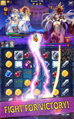 Beauties Battle v1.1.0 Mod Apk High Damage