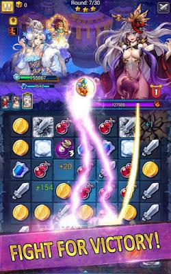 Sekarang aku akan kembali lagi dalam membagikan kepada teman semuanya sebuah game androi Unduh Game Beauties Battle v1.1.0 Mod Apk High Damage