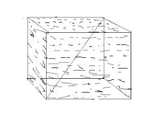 समकोणीय समानान्तर षट्कफल