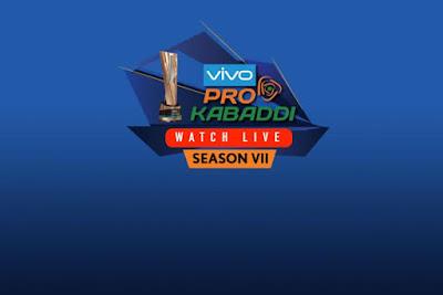 Vivo Pro Kabaddi Live Stream Kabaddi