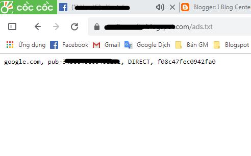 Hướng dẫn thiết lập tệp ads.txt google adsense cho website