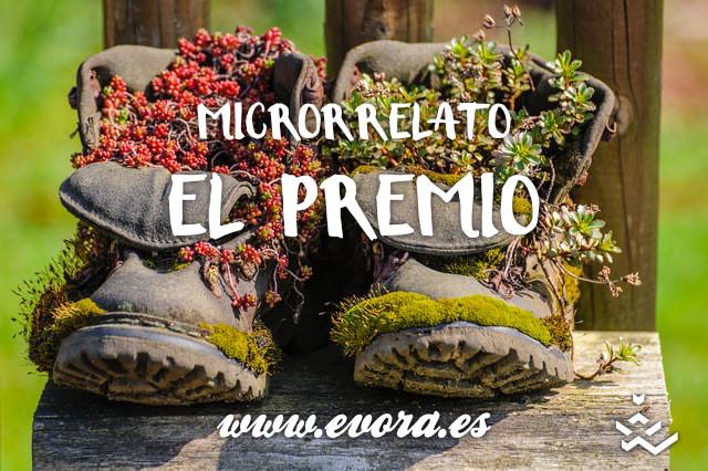 Microrrelato: El premio