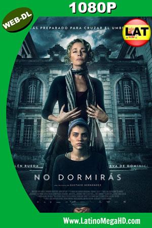 No dormirás (2018) Latino HD WEB-DL 1080P ()
