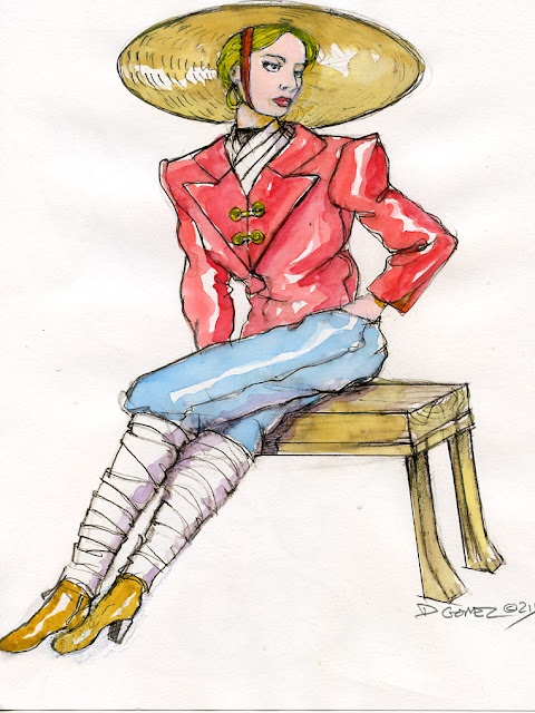 fashion, interview, fashionillustration,fashionblogger, Seattle, Art