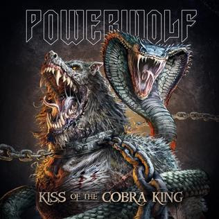 "Το single των Powerwolf ""Kiss of the Cobra King"""