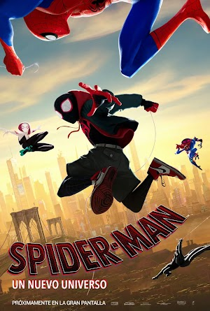 Spiderman un nuevo universo [Latino] [OneDrive] [GoogleDrive] [Gratis] [HD]