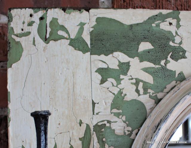Old Door Hall Tree