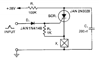 Squib Firing Circuit Diagram
