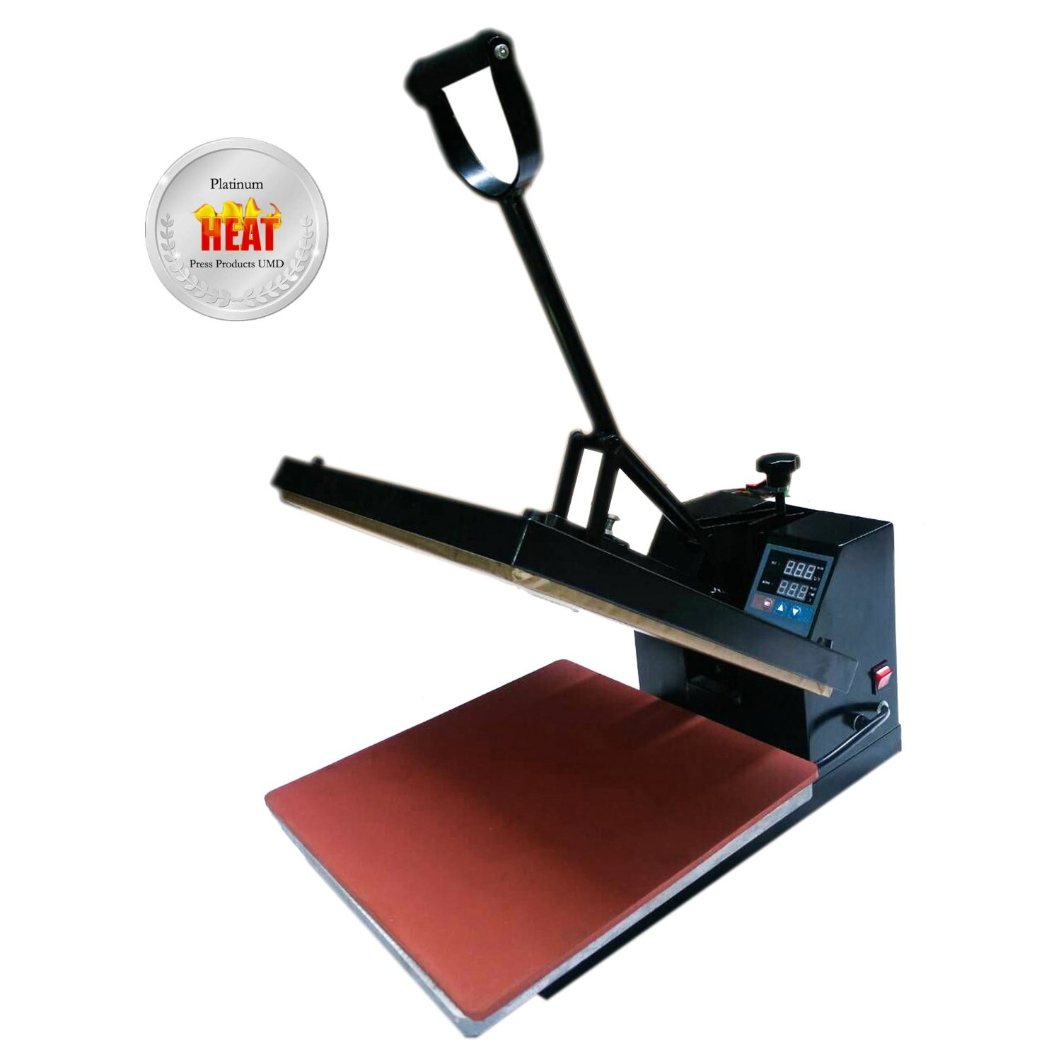 t shirt heat press transfer machine