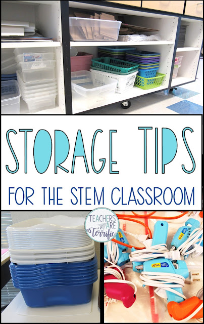 Are you ready to begin STEM in your elementary classroom? This post has some great ideas and tips for you! #teachersareterrific