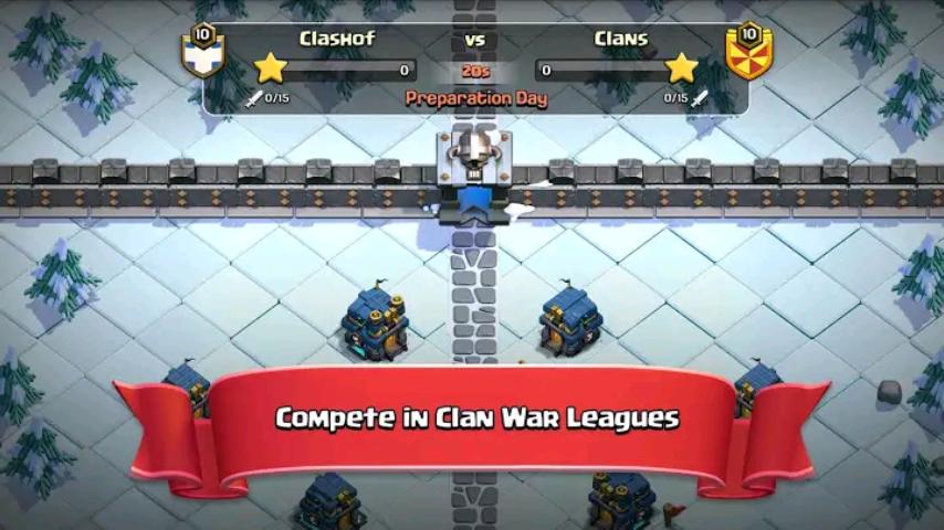 Clash of Clans (GameLoop) 2.0.11646.123 - Download