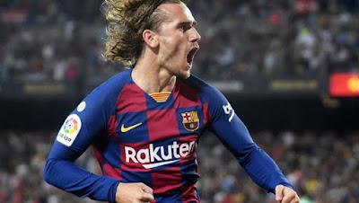 Barcelona Menolak Jika Antoine Griezman Diganti dengan Lautaro Martinez