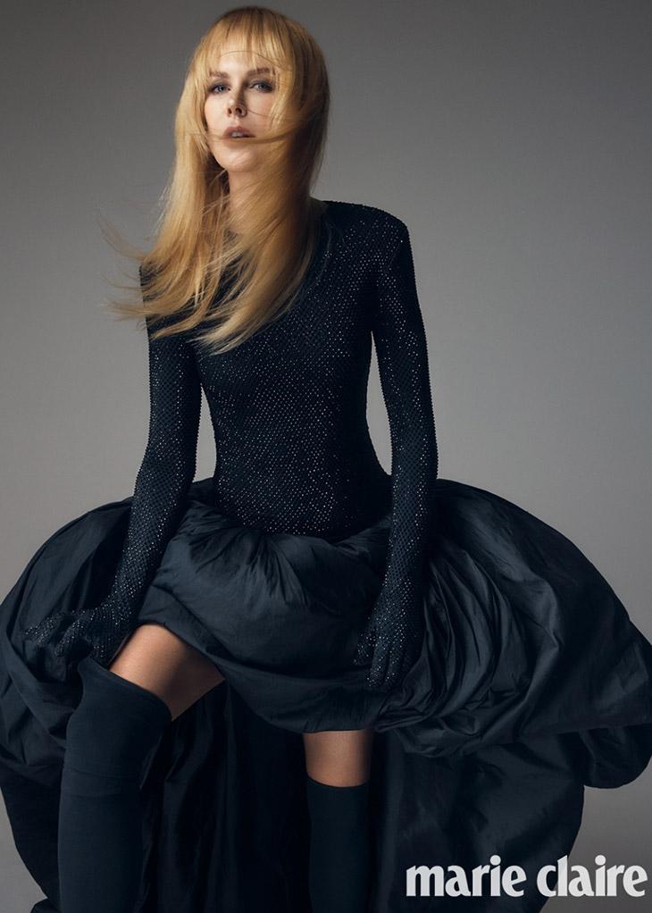 Nicole Kidman Marie Claire Australia
