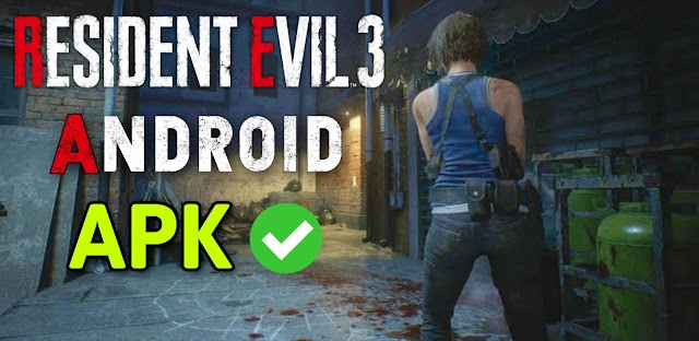 Download Resident Evil 3 Android APK [170MB] - APK + OBB Data