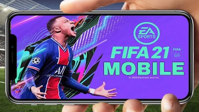 FIFA mobile 21 Gameplay