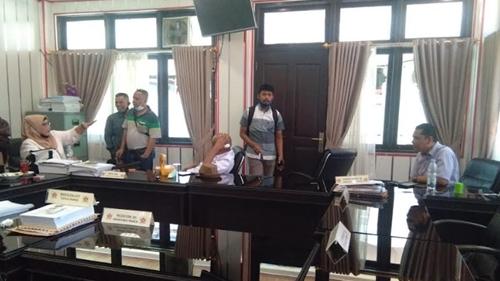 Hearing DPRD Memanas, KONI Padang Disebut Ilegal, Apakah Ada Indikasi Korupsi Penggunaan Anggaran?