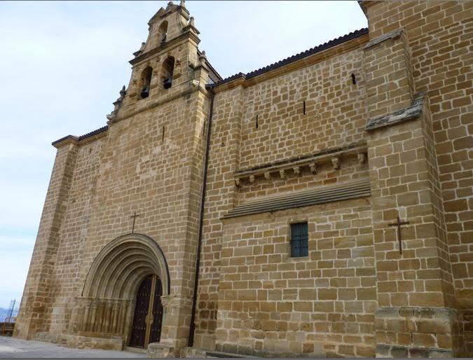 Iglesia-Fortaleza del Cristo.